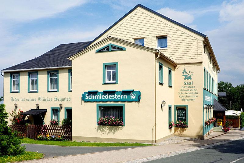 Gästegarten - Biergarten - Schmiedestern Berthelsdorf