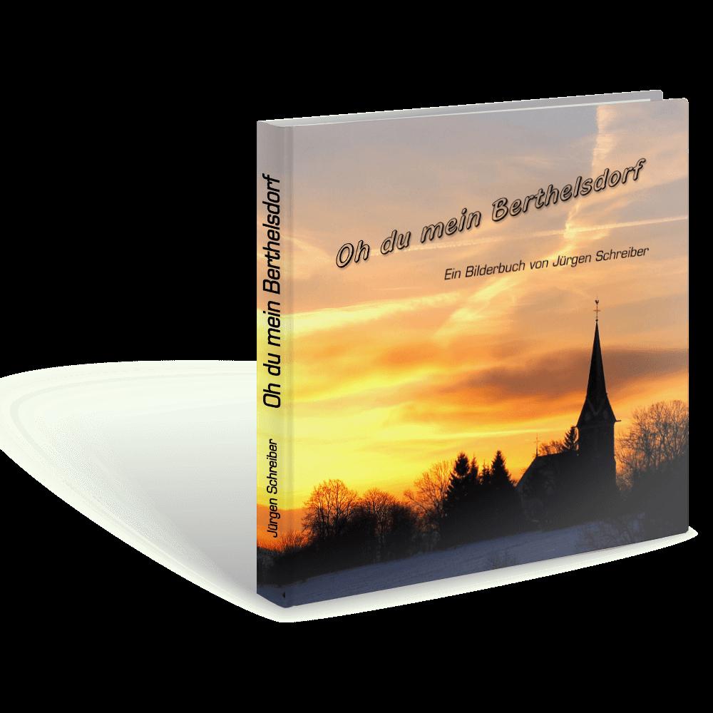 Buch - Oh mein Berthelsdorf von Jürgen Schreiber
